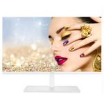 AOC I2269VW 21.5英寸LED背光窄边框IPS广视角液晶显示器(银色)点不闪屏