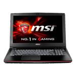 (加一元送套餐一)msi微星 GE72 6QC-287XCN(北京地区可自提)17.3英寸游戏笔记本电脑 (i7-6700HQ 8G 1T GTX960M )