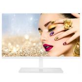 【行货保证】AOC I2269VW 21.5英寸LED背光窄边框IPS广视角液晶显示器(银色)点不闪屏