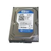 西部数据 1TB 7200转 64MB SATA3 蓝盘(WD10EZEX)单碟1TB  三年质保