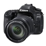 佳能(Canon)EOS 80D 单反机身(不含镜头)
