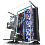 Tt(Thermaltake)Core P5 壁挂式水冷机箱(开放式机箱/水冷DIY新视野/模块化/双U3/ATX机箱)