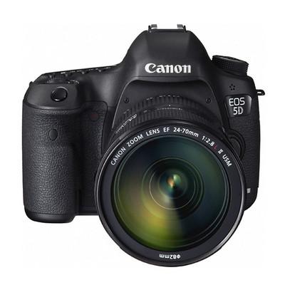 佳能(Canon)EOS 5D Mark III 单反套机(EF 24-105mm f/4L IS USM)