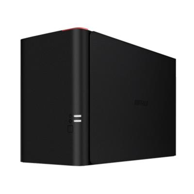 巴法络(BUFFALO)  LS-420D0402 两盘位NAS网络存储服务器(含4TB硬盘)