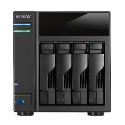 华芸 AS-204T 四盘位NAS网络存储服务器(不含硬盘)