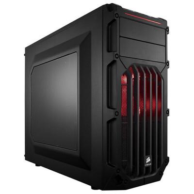 海盗船 SPEC-03中塔侧透明游戏组装主机散热电脑台式水冷机箱
