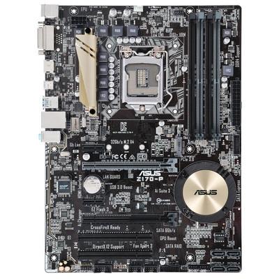 限时促销 华硕 Z170-P大师系列主板DDR4内存支持i5 6500 i7 6700K