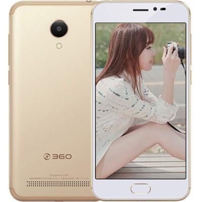 【现货包邮】360 F5 移动联通4G手机 双卡双待 流光金 移动定制版