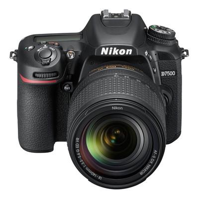 尼康 Nikon D7500 单反套机( AF-S 18-140mmf/3.5-5.6G ED VR 镜头)