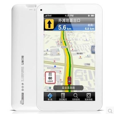 酷比魔方 U25GT超极版 WIFI 8GB 四核7寸IPS*平板电脑GPS导航