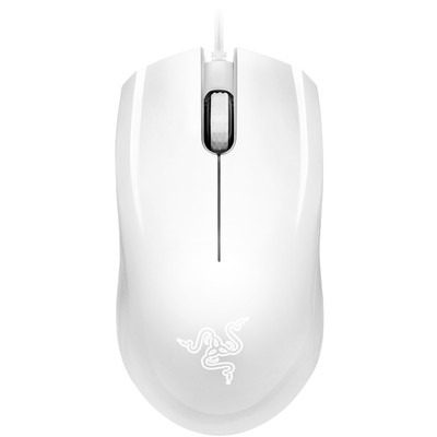 Razer 地狱狂蛇白色版鼠标