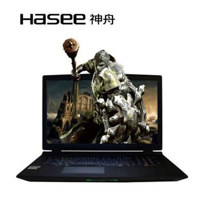 【顺丰包邮】神舟 战神Z8-I7 8172 S1(标准版)15.6英吋高清游戏本,酷睿四代I7四核,GTX980M高性能显卡,1080P高清屏