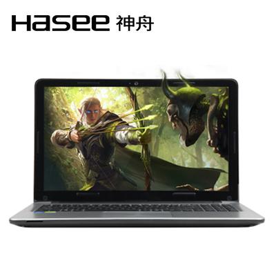 【顺丰包邮】神舟 战神 K610D-i315.6英吋全新一代战神游戏本,酷睿四代i3,1080p高清IPS显示屏,GT940全新高性能显卡。