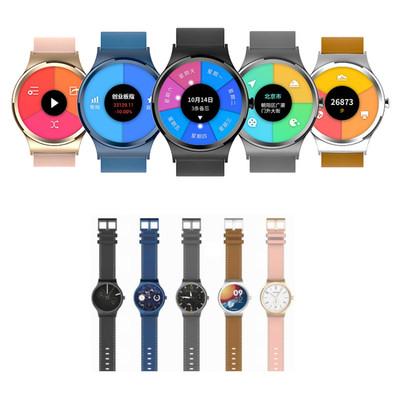 土曼T-Ripple PLUS版智能手表通话防水计步心率苹果安卓