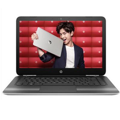 惠普(HP)畅游人Pavilion 14-al125TX 14英寸轻薄笔记本(i5-7200U 8G 256GSSD 940MX 2G独显 FHD IPS)银色