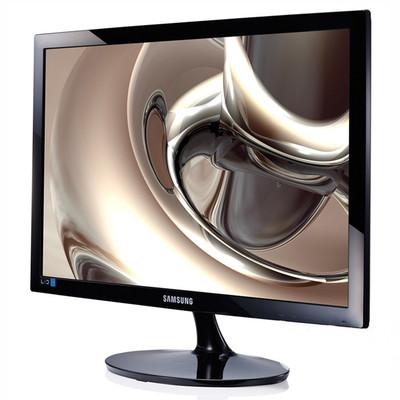三星 S22D300NY 液晶显示器,独特的支颈设计  支持VGA 接口 21.5 尺寸