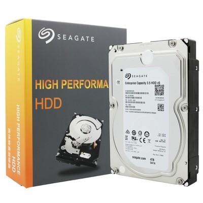 希捷(SEAGATE)V5系列 4TB 7200转128M SATA3 企业级硬盘