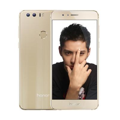 荣耀 8(3GB RAM/全网通)3GB+32GB 双镜头 双2.5D玻璃 双功能指纹