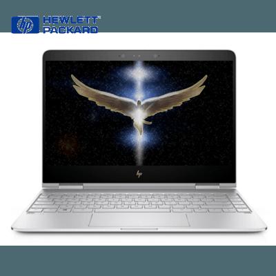 【官方授权 顺丰包邮】惠普(HP) 幽灵Spectre x360 13.3英寸办公薄翻转笔记本电脑触控屏13- ac011TU i5七代/8G/256GB 银色