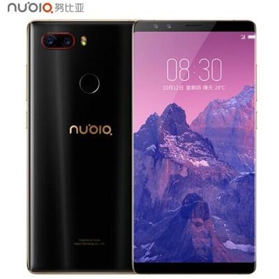 【现货速发】努比亚(nubia)Z17S 全面屏 黑金 8GB+128GB 全网通