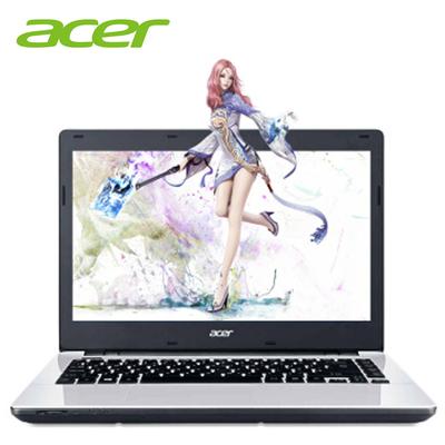 【顺丰包邮】Acer E5-471G-53XX 轻薄游戏娱乐影音笔记本(i5-4210U  4G  500G   GT840M-2G性能级独显 LED背光绚丽屏  Win8.1