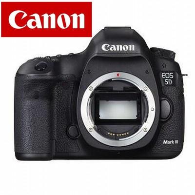 【canon授权专卖 包邮】佳能 5D Mark III/(5D3单机)搭配镜头请选套装