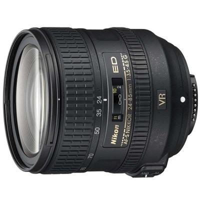 尼康 AF-S24-85mm f/3.5-4.5G ED VR更完善的售后服务在锐意摄影器材