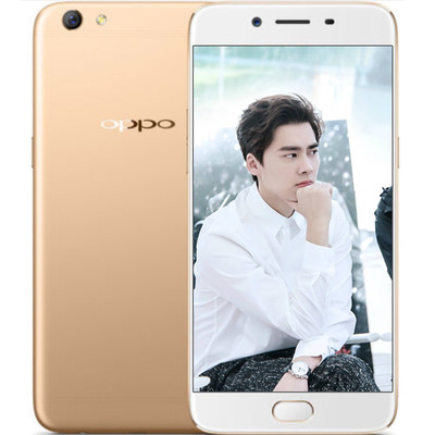 【顺丰包邮 送钢化膜 手机壳】OPPO R9s 全网通4G+64G 双卡双待手机