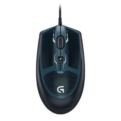 【包邮】罗技 G100s游戏鼠标,G100升级版,提升了性能与手感,光电鼠标!