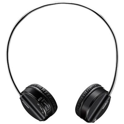雷柏 H6020蓝牙麦克风耳机 蓝牙耳机