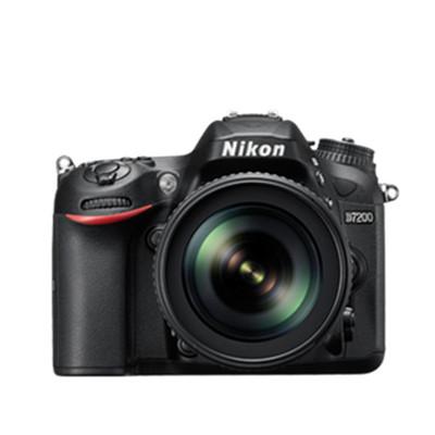 尼康 D7200(单机) 尼康(Nikon)  D7200 单反相机单机另有多款套装可选
