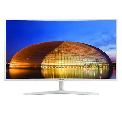 三星(SAMSUNG)C32F395FW 32英寸曲面屏LED背光液晶显示器
