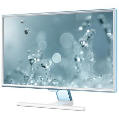 三星(SAMSUNG)S24E360HL 23.6英寸PLS臻彩广视角电脑显示器