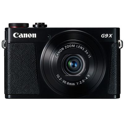 佳能(Canon)数码相机 PowerShot G9 X(黑)