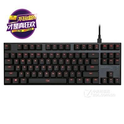 HyperX Alloy FPS Pro专业版游戏机械键盘 黑色