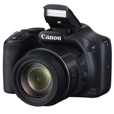 佳能(Canon) PowerShot SX530 HS 数码相机 黑色