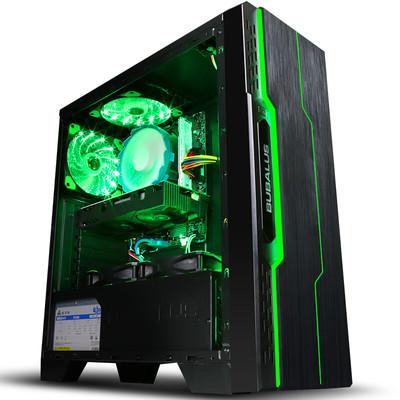 幻彩i7 7700K/GTX1060 3G独显DDR4/DIY游戏组装电脑/台式整机