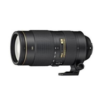 【送UV镜+送清洁套装】尼康 AF-S Nikkor 80-400mm f/4.5-5.6G ED VR  尼康80-400G镜头