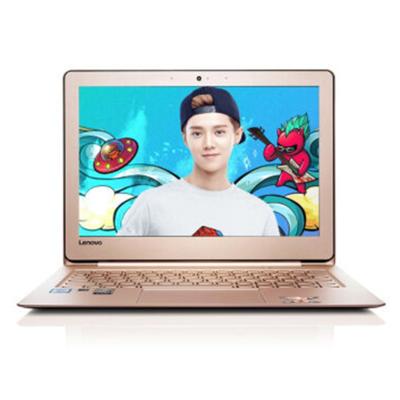 【顺丰包邮】联想(Lenovo)小新Air 12.2英寸超轻薄笔记本电脑(M5 6Y54 4G 256G SSD IPS FHD WIN10 WiFi)金色