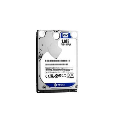 西部数据 1TB 5400转 8MB SATA3 蓝盘(WD10JPVX) 1tb 2.5笔记本硬盘