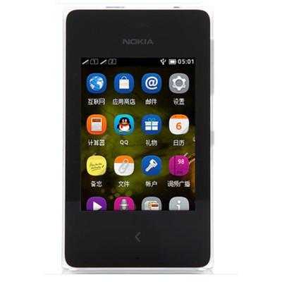 诺基亚(NOKIA) Asha 500DS GSM手机  双卡双待