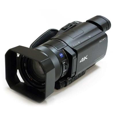 索尼(SONY)FDR-AX100E 4K高清数码摄像机 1英寸CMOS 光学防抖