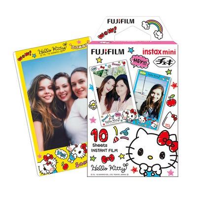 富士FUJIFILM  相机纸 miniHelloKitty全球版相纸  水彩