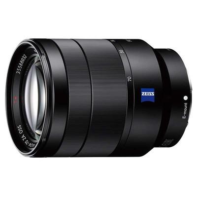 索尼 Vario-Tessar T* FE 24-70mm f/4 ZA OSS(SEL2470Z)