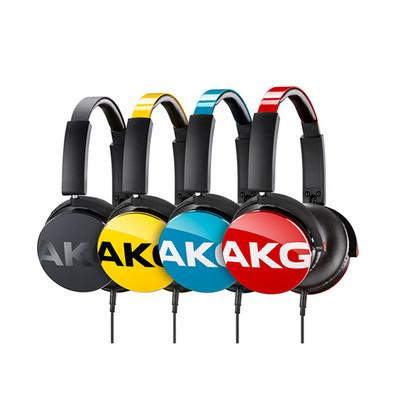 AKG/爱科技 y50 耳机头戴式 音乐线控麦克风耳麦AKGSNH48
