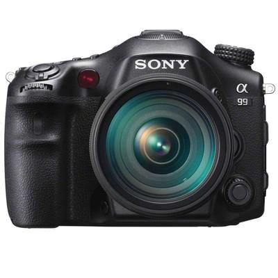 索尼(SONY)SLT-A99 全画幅单电相机 单机身(不含镜头)