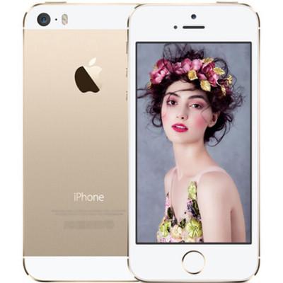 【顺丰包邮 送壳膜】Apple iPhone 5s (A1530) 16GB 金色 移动联通4G