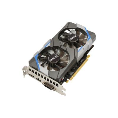 影驰 GeForce GTX 1050Ti骁将1303MHz/4G/128Bit 游戏独立显卡