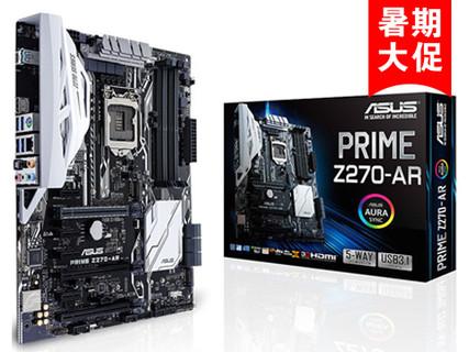 华硕 PRIME Z270-AR Z270-AR主板