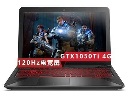 华硕 FX80GE星途版(i7 8750H/8GB/128GB+1TB) i7 8750H/8GB/128GB+1TB